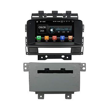 Android 8.0 Octa Core Autoradio Radio DVD GPS navegación Reproductor multimedia estéreo de coche para Opel