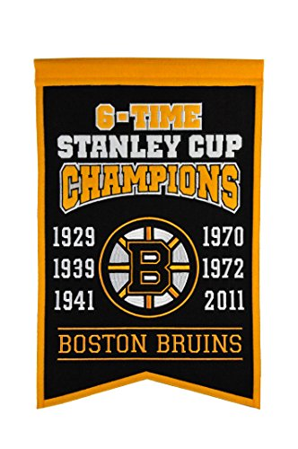 NHL Boston Bruins Stanley Cup Champions (Boston Bruins Merchandise)