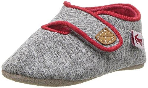 (See Kai Run Boys' Cruz CRB Crib Shoe, Gray Jersey, M)