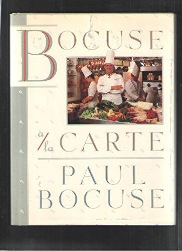 Bocuse a La Carte by Paul Bocuse (1987-10-12)