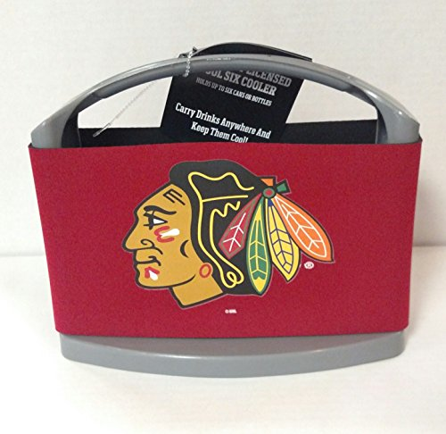 NHL Chicago Blackhawks Cool Six Cooler, Red for $<!--$19.95-->