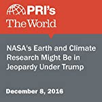 NASA's Earth and Climate Research Might Be in Jeopardy Under Trump | Amy Martin