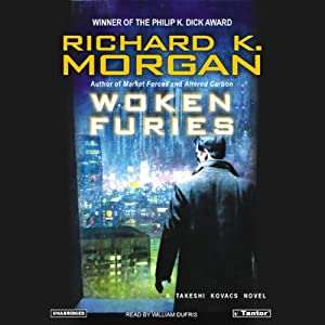 Woken Furies Audiobook