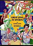 img - for Great Jews in Sports, Slater, 1983 Hardcover book / textbook / text book