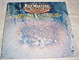 Journey to the Centre of the Earth By Rick Wakeman Record Vinyl Album LP