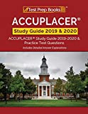 ACCUPLACER Study Guide 2019 & 2020: ACCUPLACER