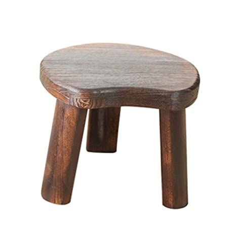 Magnificent Amazon Com Zhangqiang Round Stool Sturdy Stool Chair Ocoug Best Dining Table And Chair Ideas Images Ocougorg