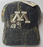 NCAA New Mossy Oak Minnesota Golden Gophers Embroidered Cap