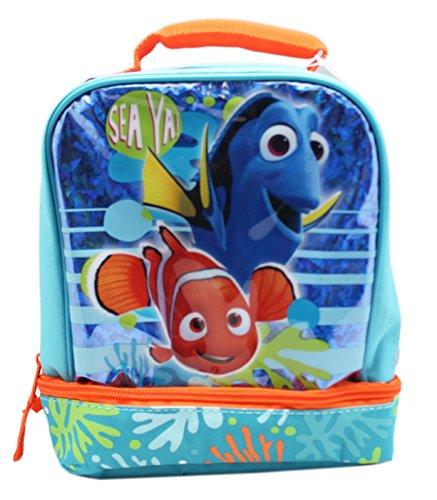 Finding Nemo Drop Bottom Lunch Bag