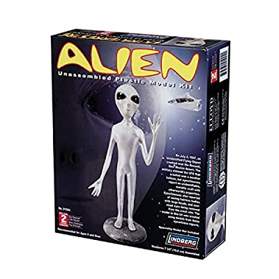 Alien Model Kit: Toys & Games