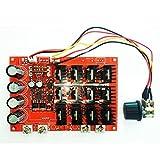 dc motor control - Leadrise 10-50V 60A DC Motor Speed Control PWM HHO RC Controller 12V 24V 48V 3000W MAX