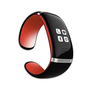 MEMTEQ® Reloj Inteligente Bluetooth Pulsera llamadas de Manos libres / Móvil Anti-perdida /