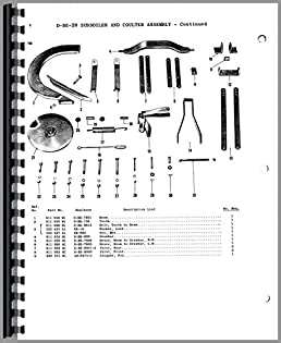 51KwKy5tivL._SX258_BO1204203200_ amazon com ferguson to20 tractor parts manual (0739718041929