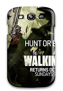 Hot Protective Tpu Case With Fashion Design For Galaxy S3 (the Walking Dead)