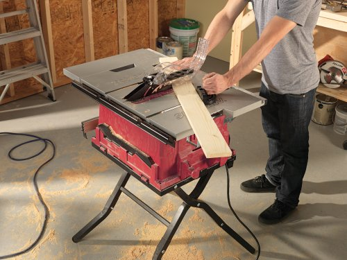 SKIL 3410-02 10-Inch Table Saw with Folding Stand