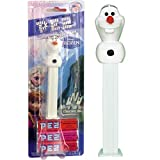 Frozen Olaf Pez Dispenser with refills