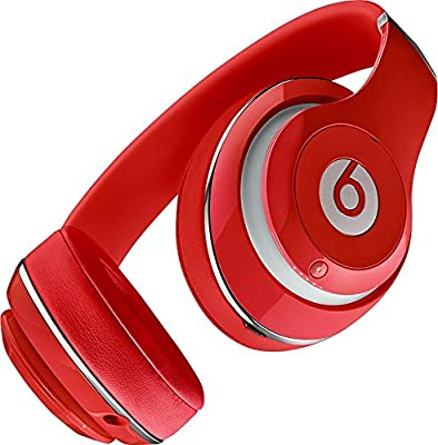 Beats Noise Isolation Studio 2.0 Wired Over-Ear Headphone - Red