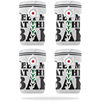 Skin For DJI Inspire 1 Drone Battery (4 pack) – Meet Me At The Bar | MightySkins Protective, Durable, and Unique Vinyl Decal wrap cover | Easy To Apply, Remove, and Change Styles | Made in the USA