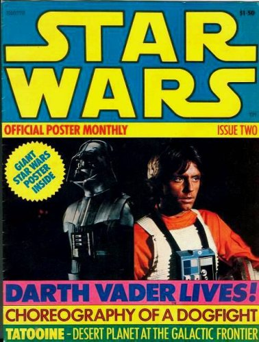 Wars Official Poster Star - Star Wars Official Poster Monthly, Issue Two