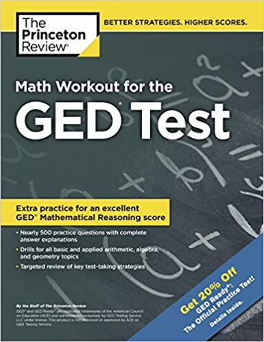 Math Workout for the GED Test (College Test Preparation ...