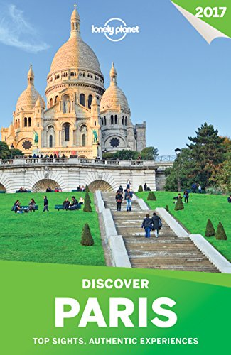 Lonely Planets Discover Paris Travel ebook