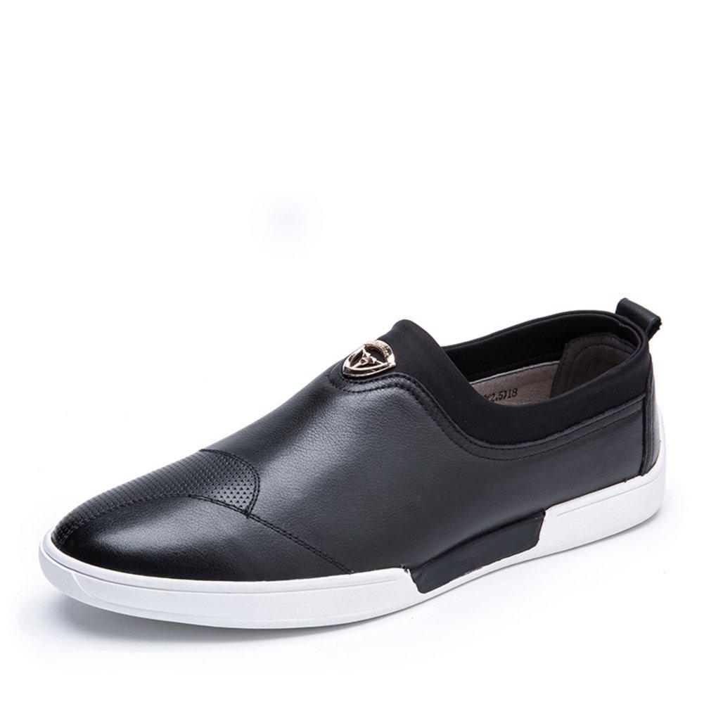 Sommer täglich täglich täglich niedrige Schuhe Bequeme Schuhe Herren Casual Fuß Schuhe setzt 6634fa