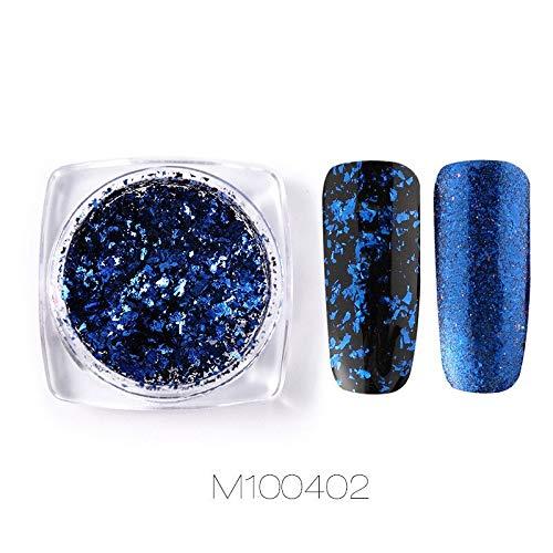 - KHKJ Nail Art Glitter Gel Polish Mirror Manicure Sparkles for Nails UV Decorations Chrome Pigment Holographic Nail Powder