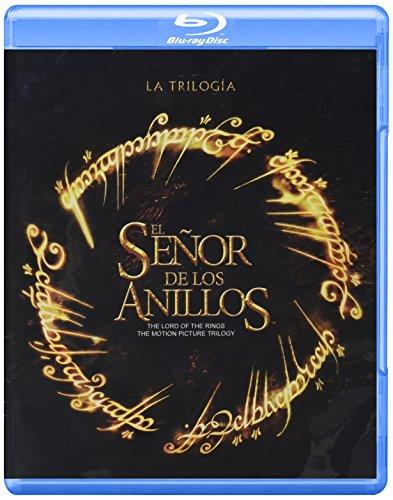 El Señor de los Anillos La Trilogia Español Latino (Trilogia Anillos El)