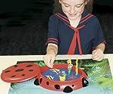 Image of Sandbox Critters - Ladybug Play Set