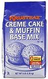Krusteaz Cream Cake & Muffin Base, 5-Pounds