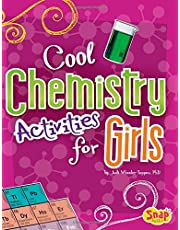Cool Chemistry Activities for Girls (Girl's Science Club)