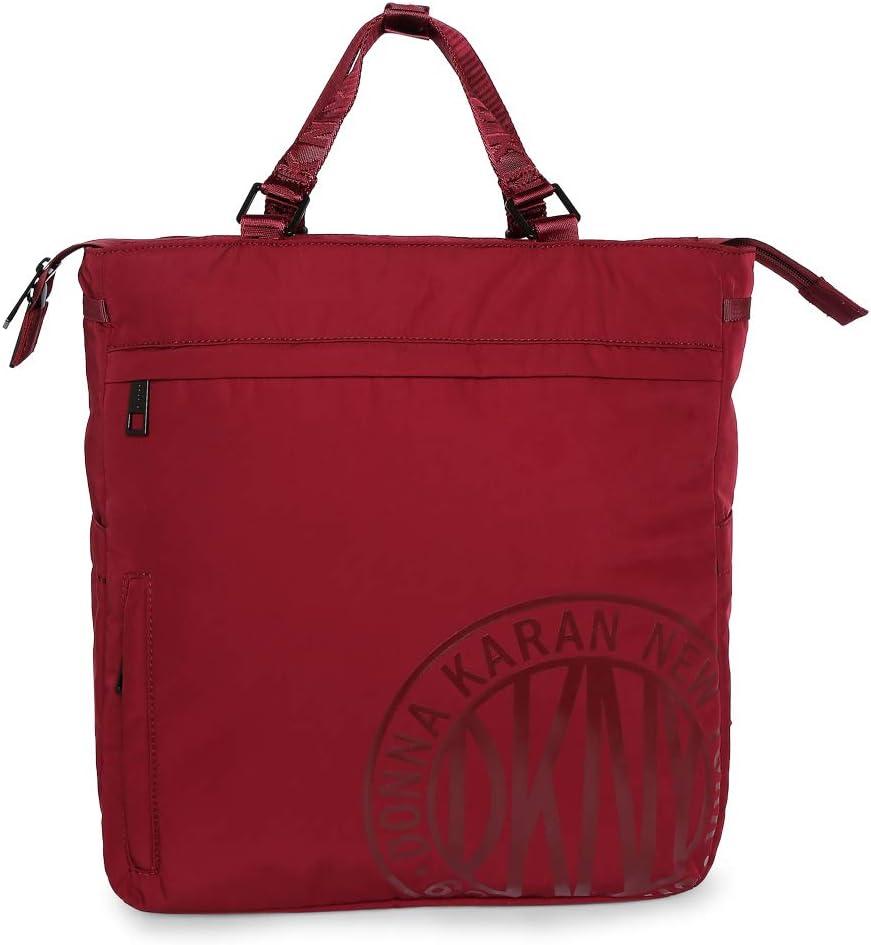 DKNY Urban Sport Backpack, Burgundy, One Size