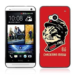 Designer Depo Hard Protection Case for HTC One M7 / Chairman Cat