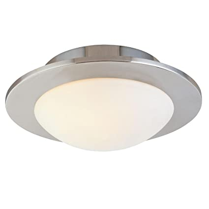 Amazon.com: Sonneman 3713.35 3-Light tazón Semi-empotrado ...