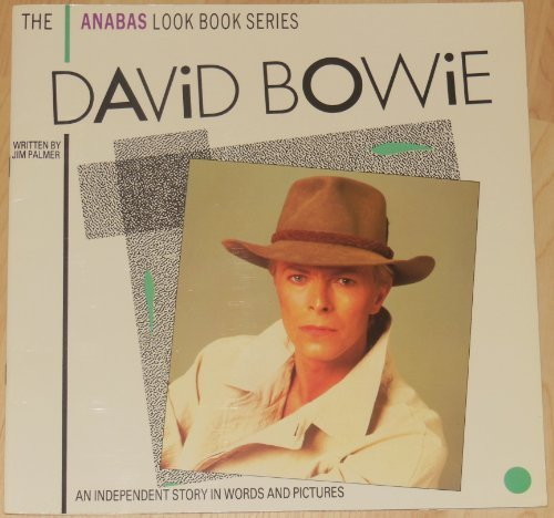 David Bowie (The Anabas look book series) by Jim Palmer (1984-09-14)