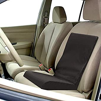 Blue Chip Medical ONE PIECE CAR SEAT BACK CUSHION Seat Lumbar Support By
