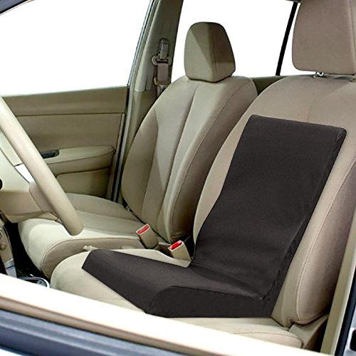 Blue Chip Medical ONE PIECE CAR SEAT & BACK CUSHION Seat & Lumbar Support by Blue Chip Medical ()
