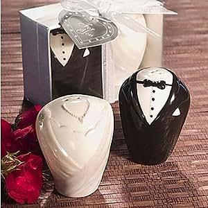 Tint Creative Exquisite Formal Wear Design Salt & Pepper(2 PCS)