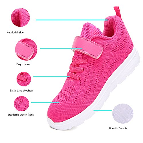 Pictures of Kids Lightweight Sneakers Boys and Girls Cute 2
