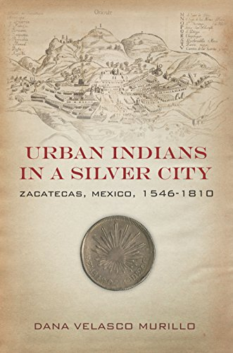 Urban Indians in a Silver City: Zacatecas, Mexico, for sale  Delivered anywhere in USA