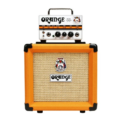 Orange Micro Terror Head and PPC108 Cabinet