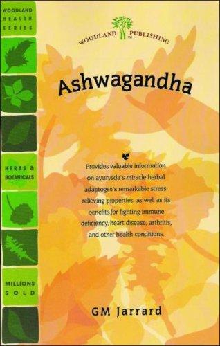 Ashwagandha: Ayurveda's Miracle Herbal Adatogen