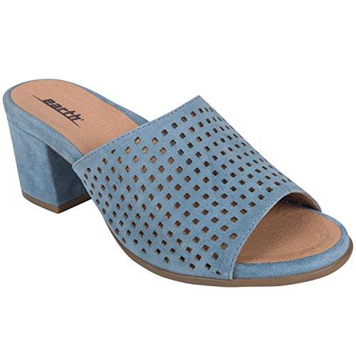 Aarde Schoenen Ibiza Hemelsblauw