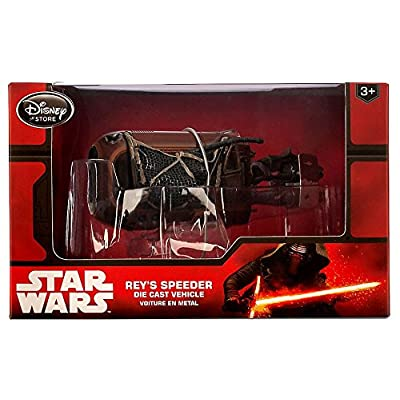 Disney Star Wars The Force Awakens Rey's Speeder Exclusive 5