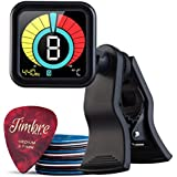 KLIQ UberTuner - Clip-On Tuner for All...