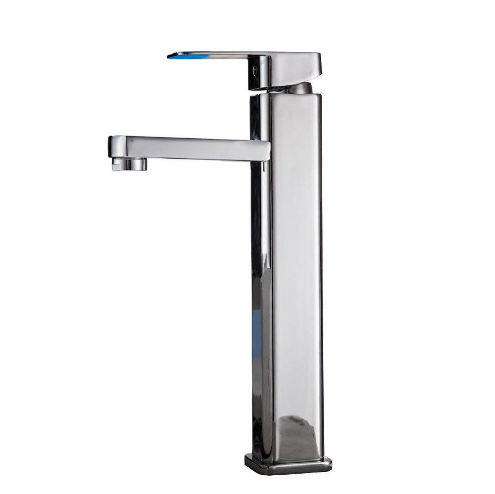 MEIBATH Waschtischarmatur Badezimmer Waschbecken Wasserhahn Küchenarmaturen Moderne Warmes und Kaltes Wasser Zinklegierung Küchen Wasserhahn Badarmatur