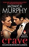 Crave: A Billionaire Bachelors Club Novel (Billionaire Bachelors Club series Book 1)