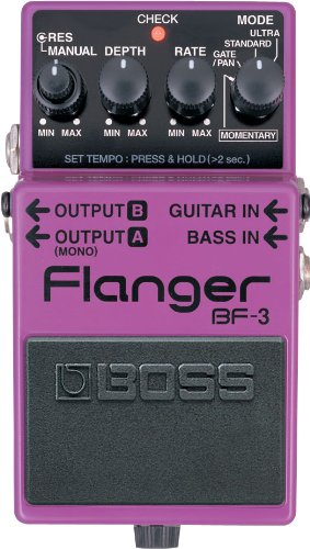 Boss BF-3 Flanger Guitar Effects Pedal
