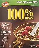 Post 100-Percent Bran Cereals, 575g