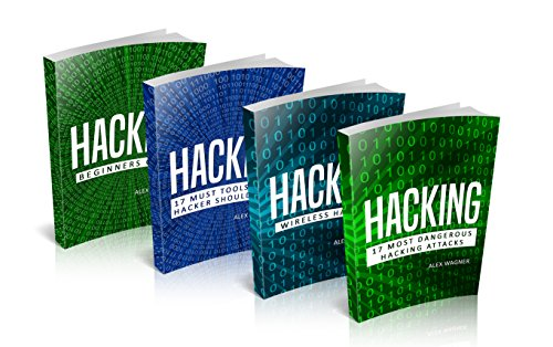 Hacking: Hacking: How to Hack, Penetration testing Hacking Book, Step-by-Step implementation and demonstration guide Learn fast Wireless Hacking, Strategies, ... and Black Hat Hacking (4 manuscripts)